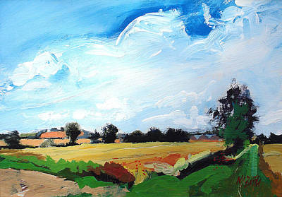 Country Painting - Corner Of Yorkshire by Neil McBride