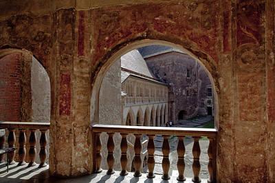 Romania Photograph - Corvin's Castle (corvinesti Or by Martin Zwick