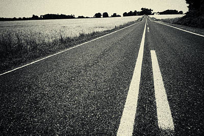 Photograph - Country Road by Karol Livote