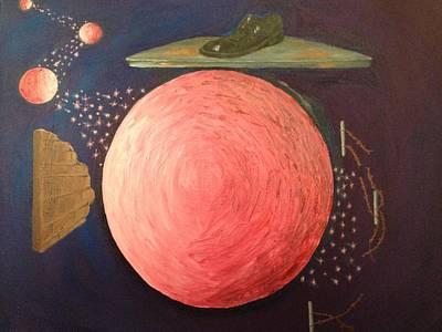 Painting - Courage by Margarita Gokun