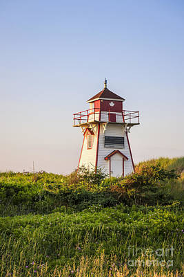 Photograph - Covehead Harbour Lighthouse by Elena Elisseeva