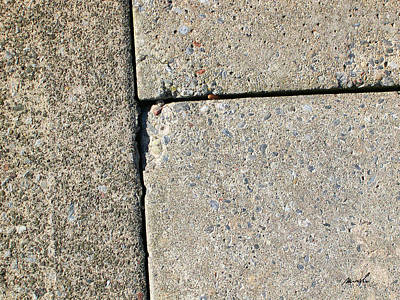 Photograph - Cracks 4 by The Art of Marsha Charlebois