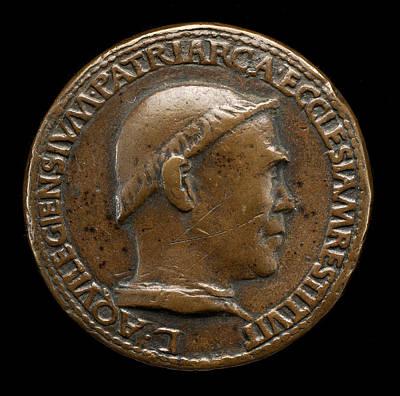 Cristoforo Di Geremia Italian, Active 1456 - 1476 Print by Quint Lox