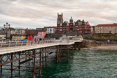 Photograph - Cromer Pier by Shirley Mitchell