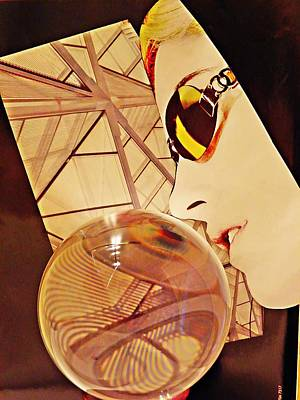 Photograph - Crystal Ball Project 36 by Sarah Loft