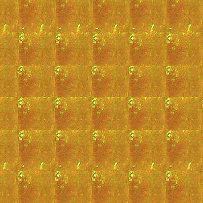 Crystal Painting - Crystal Stone Based Graphic Patterns Suitable Medium N Lower Sizes Prints  Popular Download Art Mult by Navin Joshi