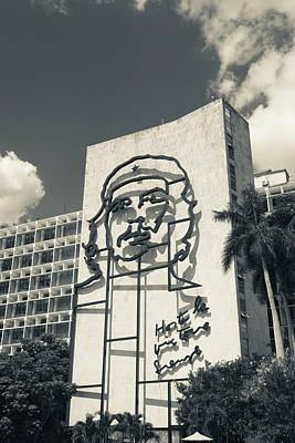Cuba Photograph - Cuba, Havana, Vedado, Plaza De La by Walter Bibikow
