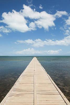 Del Rio Photograph - Cuba, Pinar Del Rio Province, Puerto by Walter Bibikow