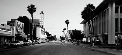 Kirk Photograph - Culver City, Los Angeles County by Panoramic Images