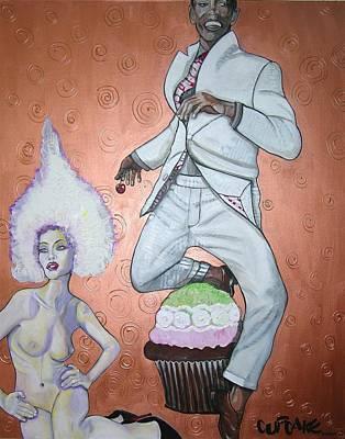 Painting - Cupcake A Deux by Darlene Graeser