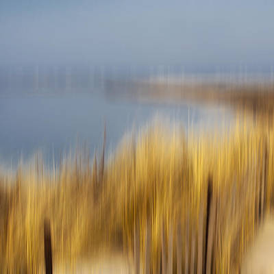 Impressionist Photograph - Cupsogue Beach II by Bob Retnauer