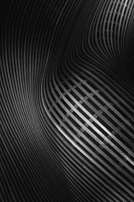 Perspective Photograph - Curved Lines by Olavo Azevedo