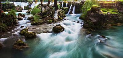 Cydnus River Flowing Through Tarsus Art Print