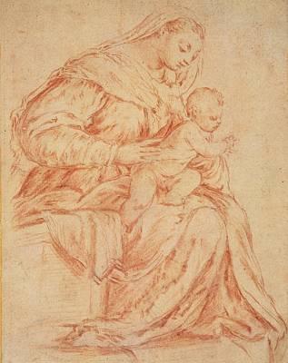 Da Ponte Jacopo Know As Bassano Art Print by Everett