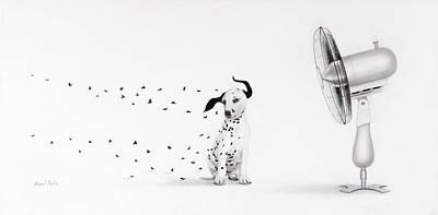 Sheep - Dalmita V by Angel Ortiz