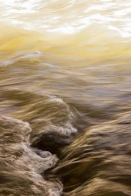 Dance Of Water And Light Art Print
