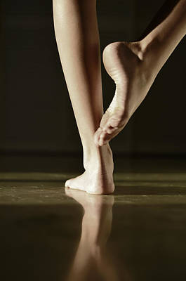 Photograph - Dancer by Laura Fasulo