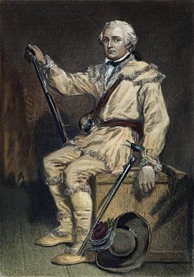 Photograph - Daniel Morgan (1736-1802) by Granger