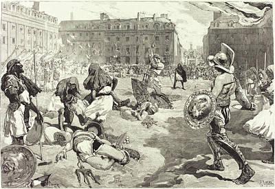Daniel Vierge Spanish, 1851 - 1904 Art Print by Quint Lox