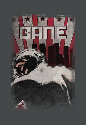 Dark Knight Rises Digital Art - Dark Knight Rises - Bane Poster by Brand A