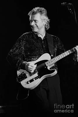Dave Edmunds Art Print by Concert Photos