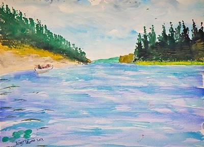David Lake Original by Troy Thomas