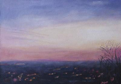 Painting - Dawn by Masami Iida