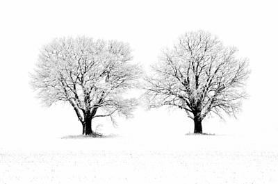 Dead Of Winter Original by Ron Sloan