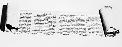 1st Century B.c Photograph - Dead Sea Scrolls by Granger