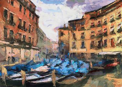 Dear Venice Art Print