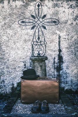 Black Shoes Photograph - Death Of A Salesman by Joana Kruse