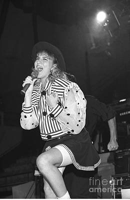Debbie Gibson Art Print by Concert Photos