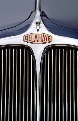 Delahaye Grill Original
