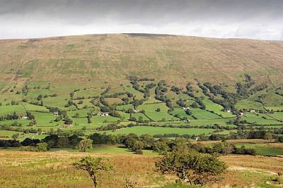 Dentdale In The Yorkshire Dales Art Print