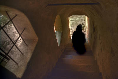 Photograph - Descending Nun by Don Wolf