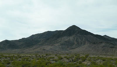 Photograph - Desert Mountain Arizona by Becky Erickson