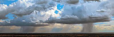 Desert Rainclouds Art Print by Babak Tafreshi