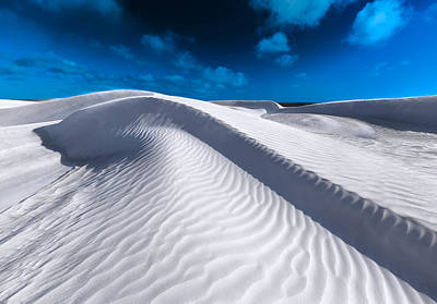 Desert Sands Print by Julian Cook