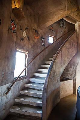 Mural Photograph - Desert View Watchtower by Jim West