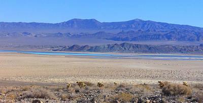 Photograph - Desert Water by Marilyn Diaz