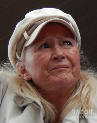 Photograph - Diane Ladd by Michael Hoard