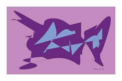 Digital Art - Digital Composition 05 by Enrique Cardenas-elorduy
