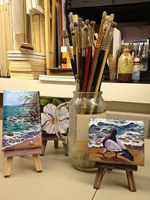 Painting - Display by Darice Machel McGuire