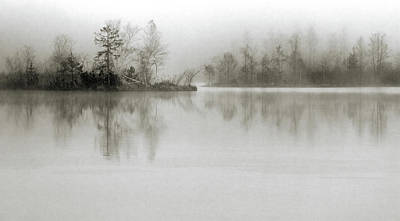 Fog Photograph - Dissolution by Henrik Spranz