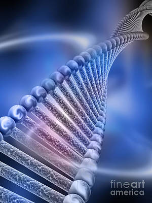 Photograph - Dna by Mike Agliolo