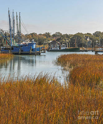 Photograph - Dockside Paradise by Dale Powell