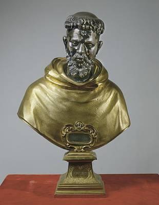 Statue Portrait Photograph - Dominic, Domingo De Guzm�n, Saint by Everett