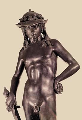 Nude Relief Photograph - Donato Di Niccol Di Betto Bardi Known by Everett