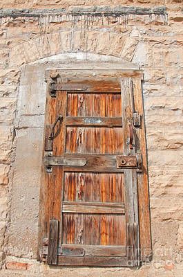 Photograph - Door Series 1 by Minnie Lippiatt