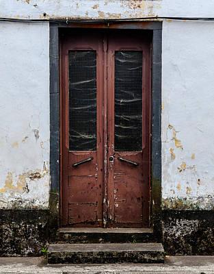 Photograph - Door1 by Joseph Amaral
